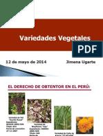 9 Variedades Vegetales