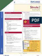 RefCardz - Struts2