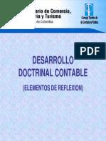 CONTABILIDAD - DOCTRINA