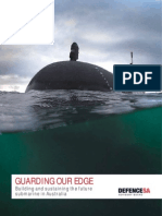 Defence SA Submarine Report