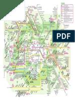 Paris Zonas Metro