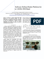 An_FPGA-Based_Software_Defined_Radio_Platform_for_the_24GHz_ISM_Band