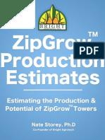 Production Estimates