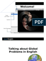 0635_Talking About Global Problems in English