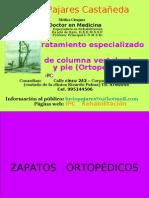 N°7  Clases- UNMSM - ZAPATOS ORTOPÉDICOS