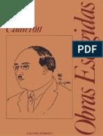 Ventura García Calderón Obras Escogidas