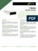 J Series Rect Datasheet