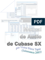 Manual Cu Bases x Audio
