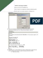Configuracion Basica de Switch Enterasys a Series