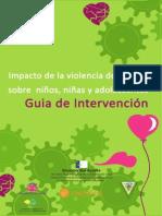Guia de Intervencion Violencia de Genero en NNA