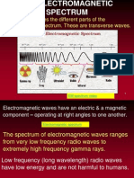 10  electromagnetic radiation