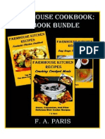 Farmhouse Cookbook[Scanned]
