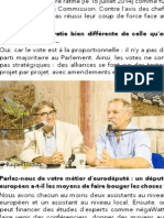 Conférence de José Bové