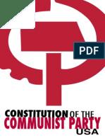 Cpus a Constitution