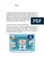 Modelo Sistemas Informacion