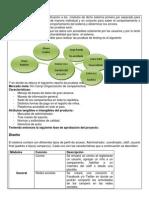 Especificaciones de La Evidencia de Aprendizaje U3