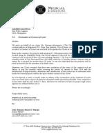 Demand Letter 72614