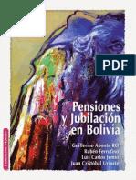 Libro Pensiones y Jubilacion en Bolivia