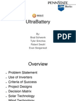 Edesign Project2 EastPenn UltraBattery.pptx