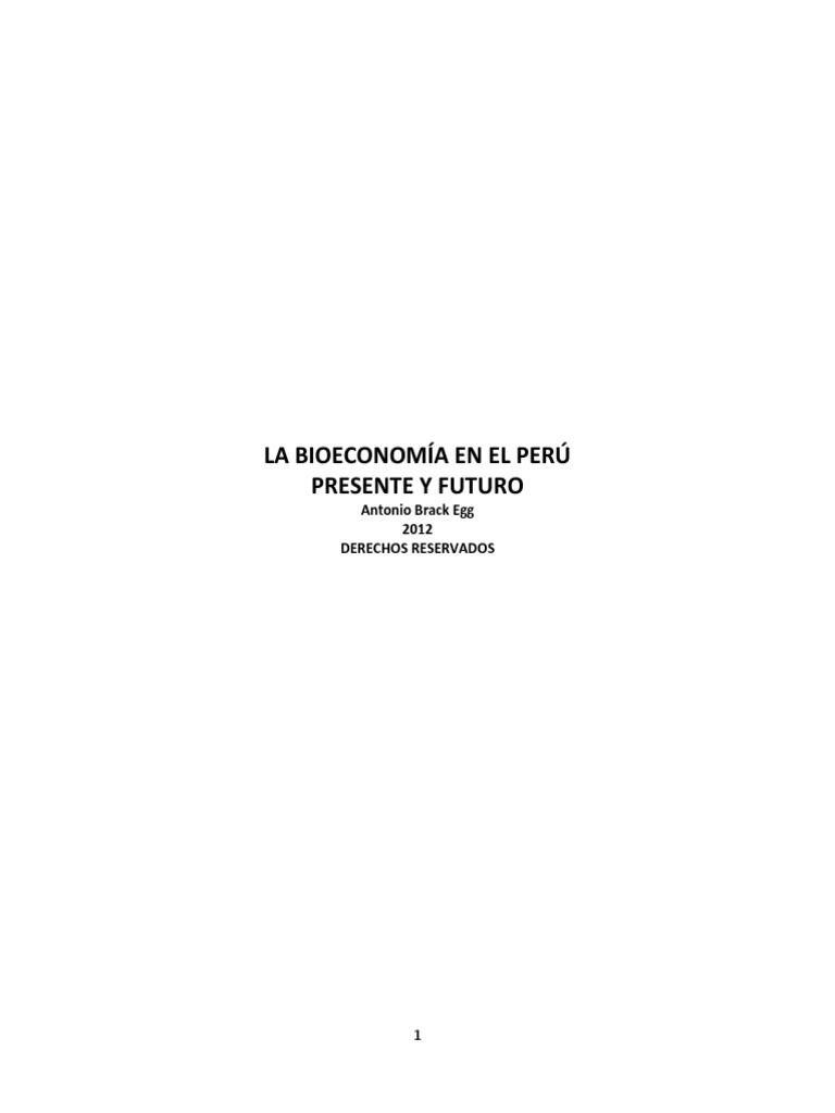gaviones decorativos 2016 02 economicos de el mercurio bin Bioeconomía en El Perú