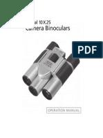 Manual 513E Vinoculares