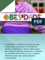 Trabalho de Obesidade