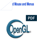 OpenGL Lecture 04