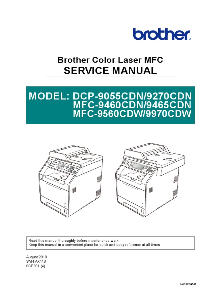 Sm Mfc9460cdn Mfc9560cdw Mfc9970cdw   Electromagnetic Interference ...