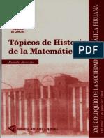 Benazic Renato - Topicos De Historia De La Matematica.PDF