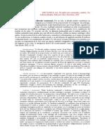 1. Filosofía Analítica y Filosofía Continental. Luis Sáez