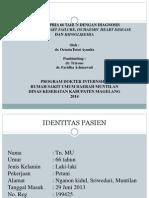 PPT Portofolio 1 dr. Octaria Tutut A - RSUD Muntilan Kab Magelang 2014