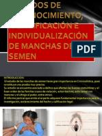 Metodos de Reconocimiento, Identificación e Individualización De