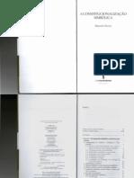 Neves, Marcelo. a Constitucionalização Simbólica - Modernidade Periférica e o Caso Brasileiro. (Capítulo III, itens 6 e 7. pp. 170-189)
