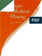 Technique of Ballroom Dancing - Guy Howard.pdf