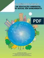 Caderno Metodológico Para Educação Ambiental