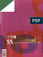 Metamorfosi magazine, 2005 feature on AUM Studio