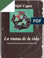 Capra, Fritjof. La trama de la vida (1996)