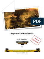 Beginners Guide to MWO v1.2a