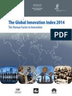 Global Innovation Index 2014 v5