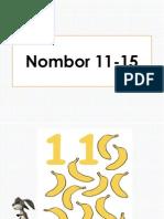 Nombor 11-15