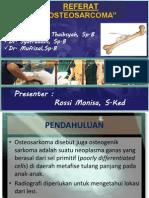 194536359 Referat Osteosarcoma