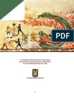 IX Congreso Internacional de Etnohistoria, Arica (Chile) 2014