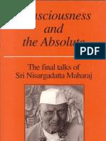 2- Consciousness_and_the_Absolute - Nisargadatta_Maharaj