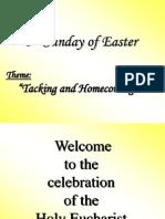 3rd Sunday Easter