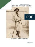 Alejandro Moreno - Estudio Del Cuchillo Canario