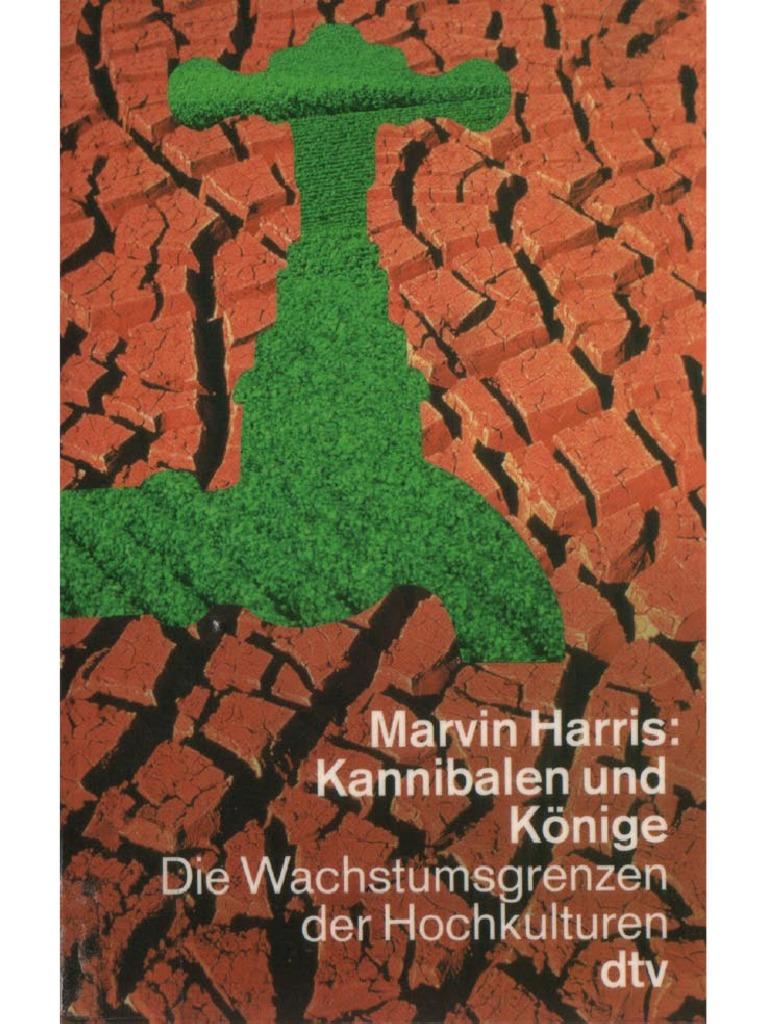 Harris, Marvin - Kannibalen Und Koenige