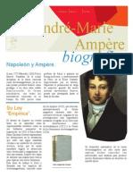 Ampere Biografia