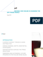 Wine Distribution How Online is Changing the Off-trade World