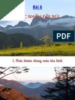 Dat Nuoc Nhieu Doi Nui