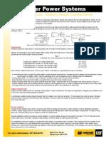Radiator Design Considerations